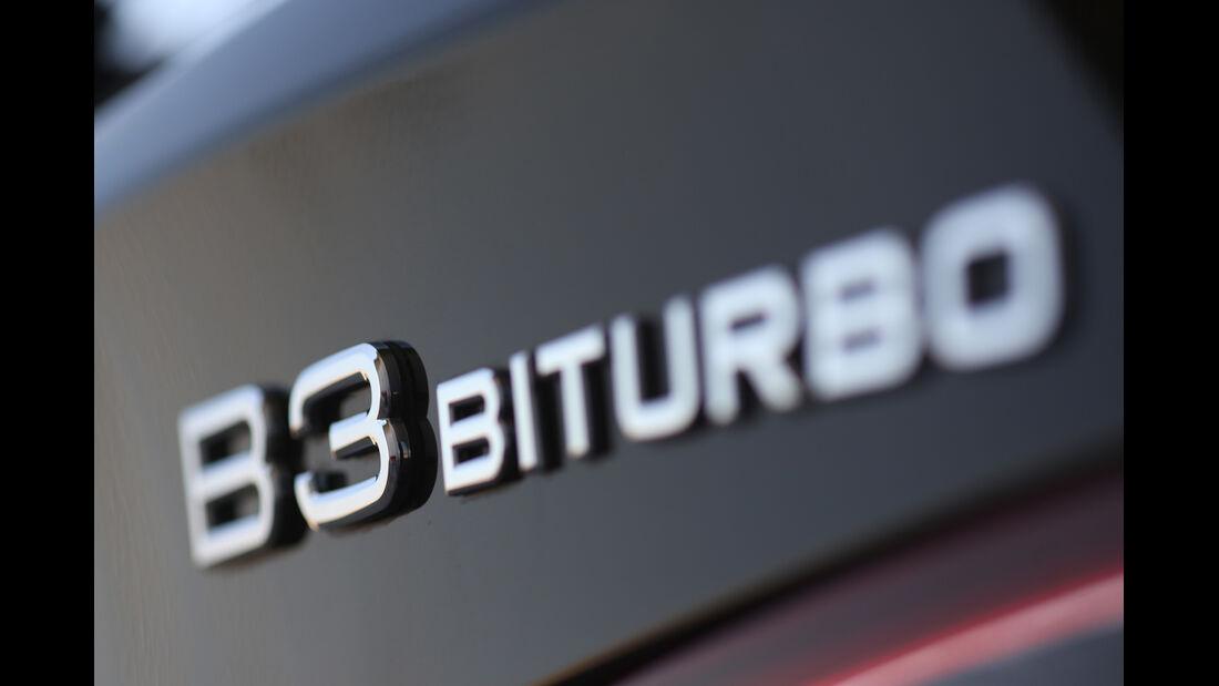 Alpina B3 Biturbo Touring Allrad, Typenbezeichnung