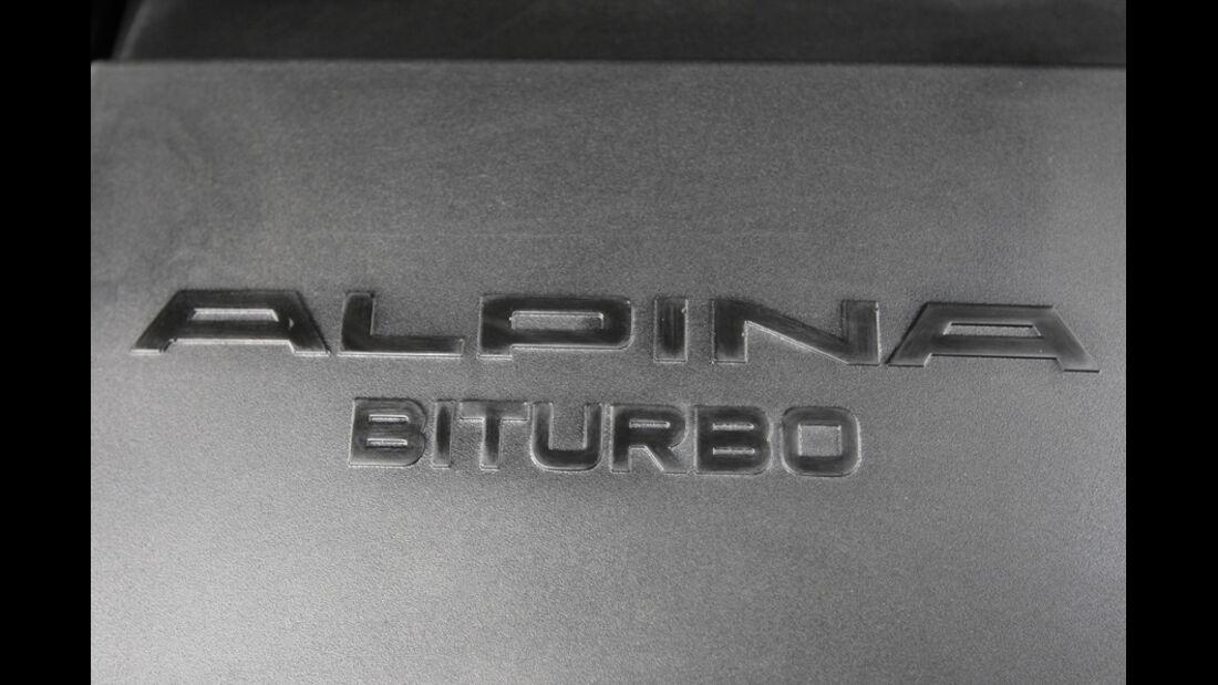 Alpina B3 S Biturbo Biturbo-Schriftzug