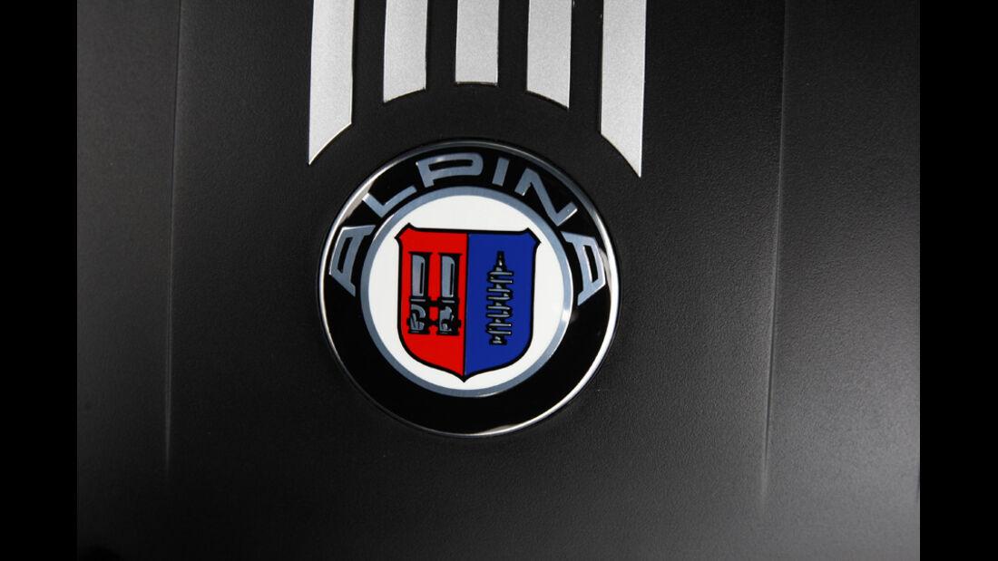 Alpina B3 S Biturbo Emblem