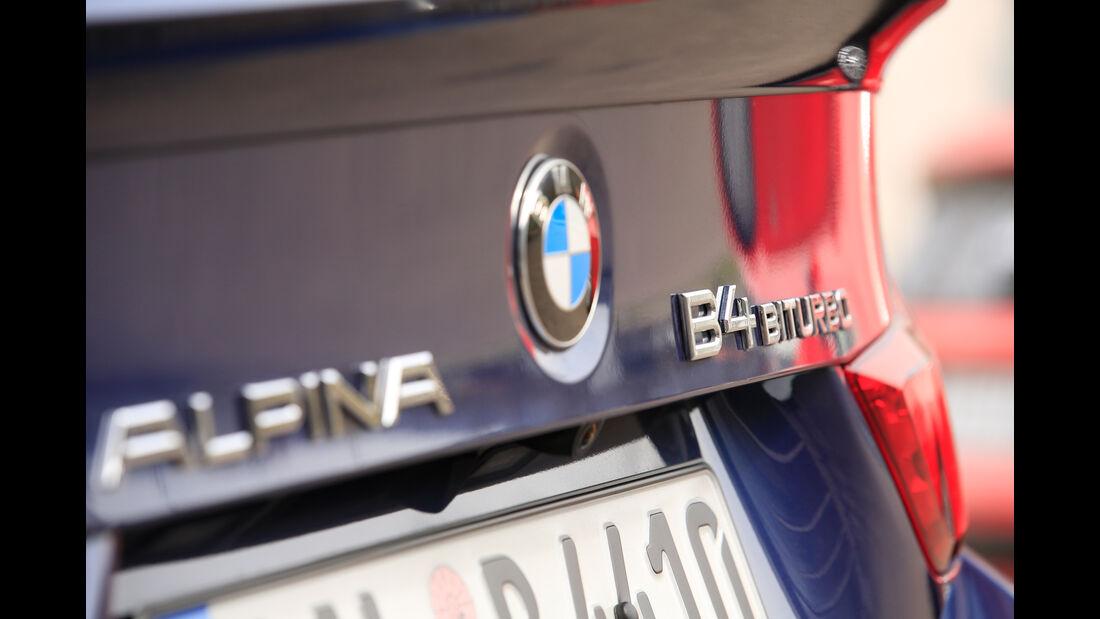 Alpina B4 Biturbo Coupé, Typenbezeichnung