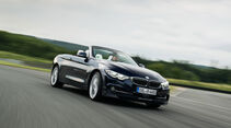 Alpina B4 S Cabrio - Heckantrieb - Fahrbericht - Bilster Berg