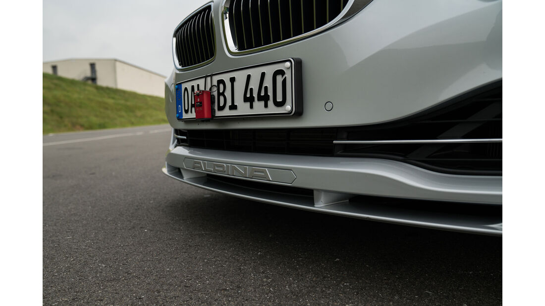 Alpina B4 S Coupé - Allrad - Fahrbericht - Bilster Berg