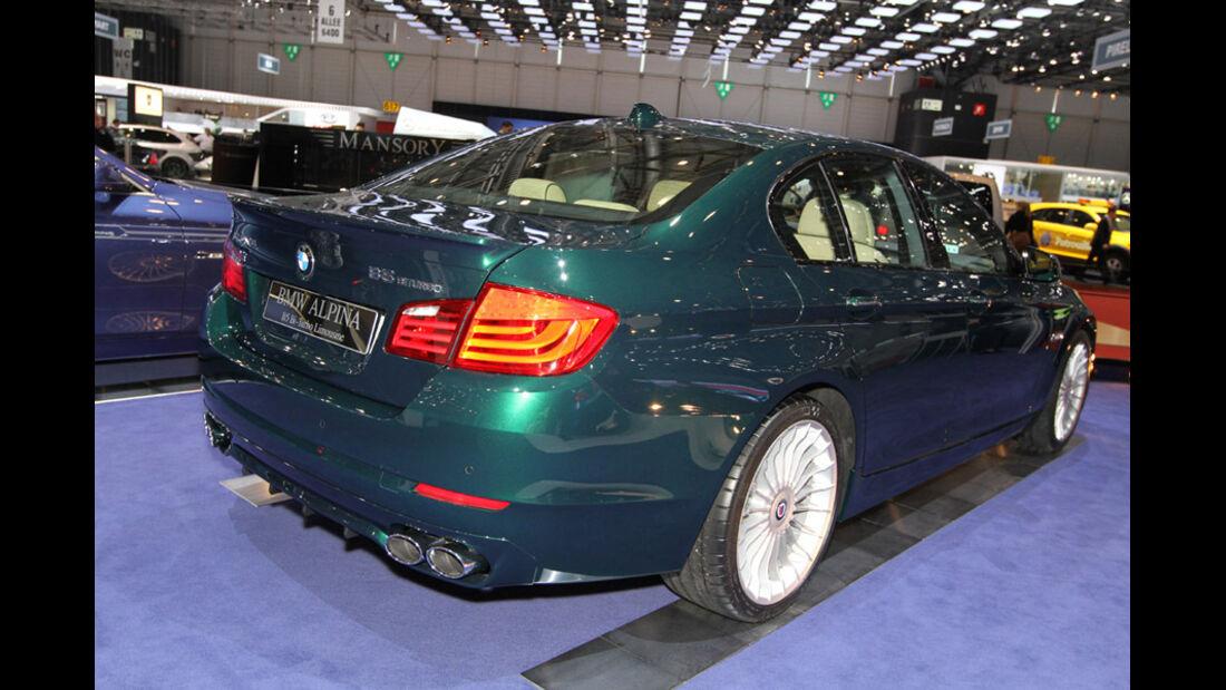 Alpina B5 Biturbo Auto-Salon Genf 2012