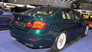 Alpina B5 Biturbo Auto-Salon Genf 2012