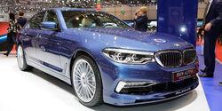 Alpina B5 Biturbo Limousine Genfer Auto Salon 2017