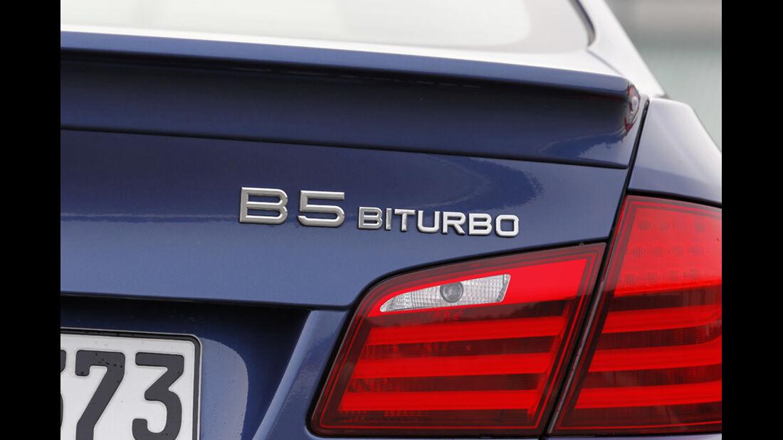 Alpina B5 Biturbo, Rückleuchten