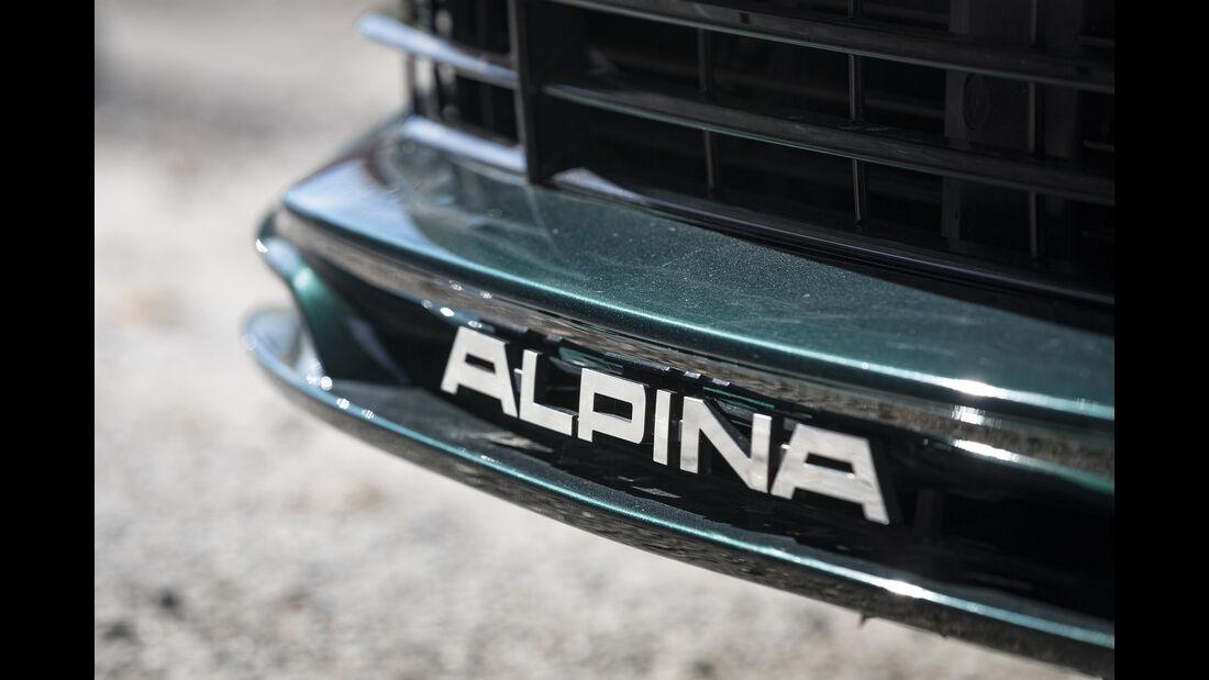 Alpina B5 Biturbo Touring, Exterieur
