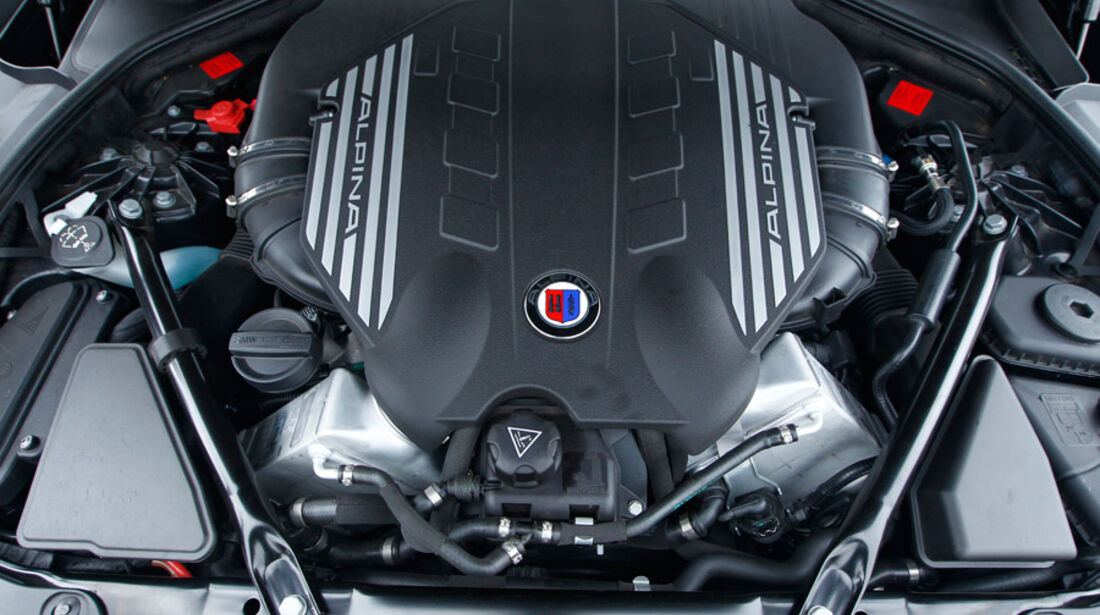 Alpina B5 Motor