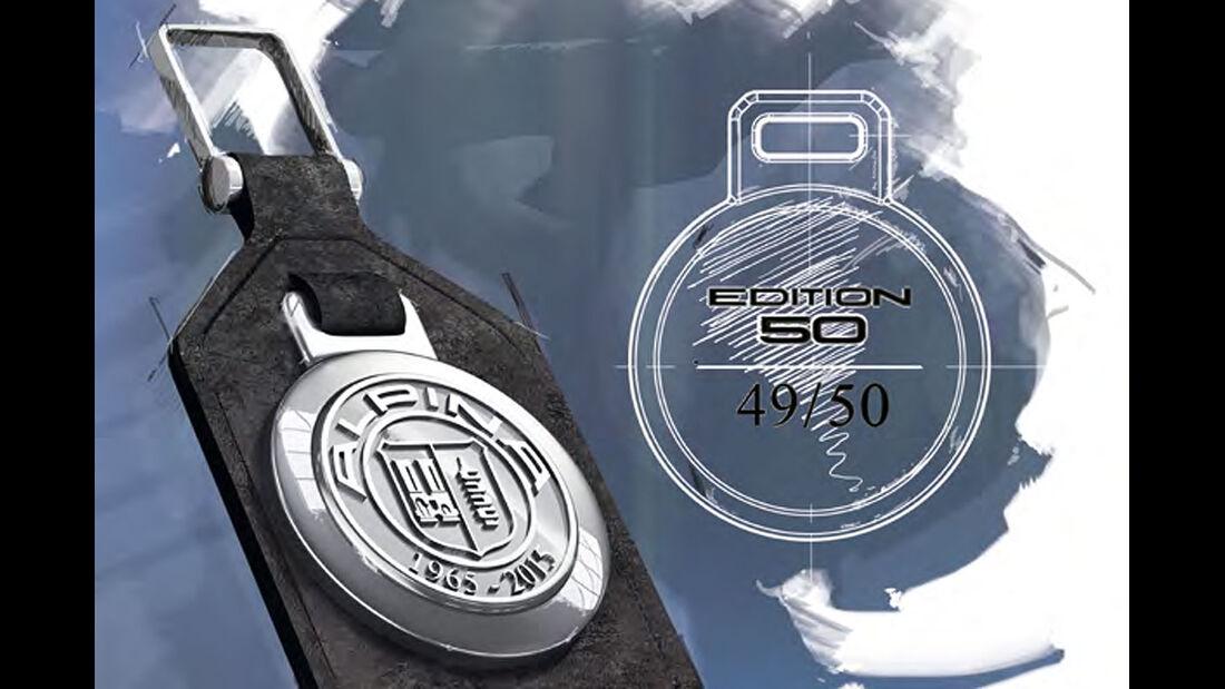 Alpina B5 und B6 Edition 50