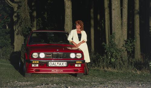 Alpina B6 3.5 E30 8/1986 - 7/1987