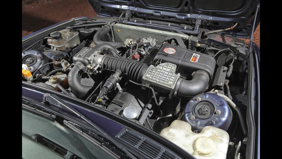 Alpina B6 3.5S Fahrbericht, Motor