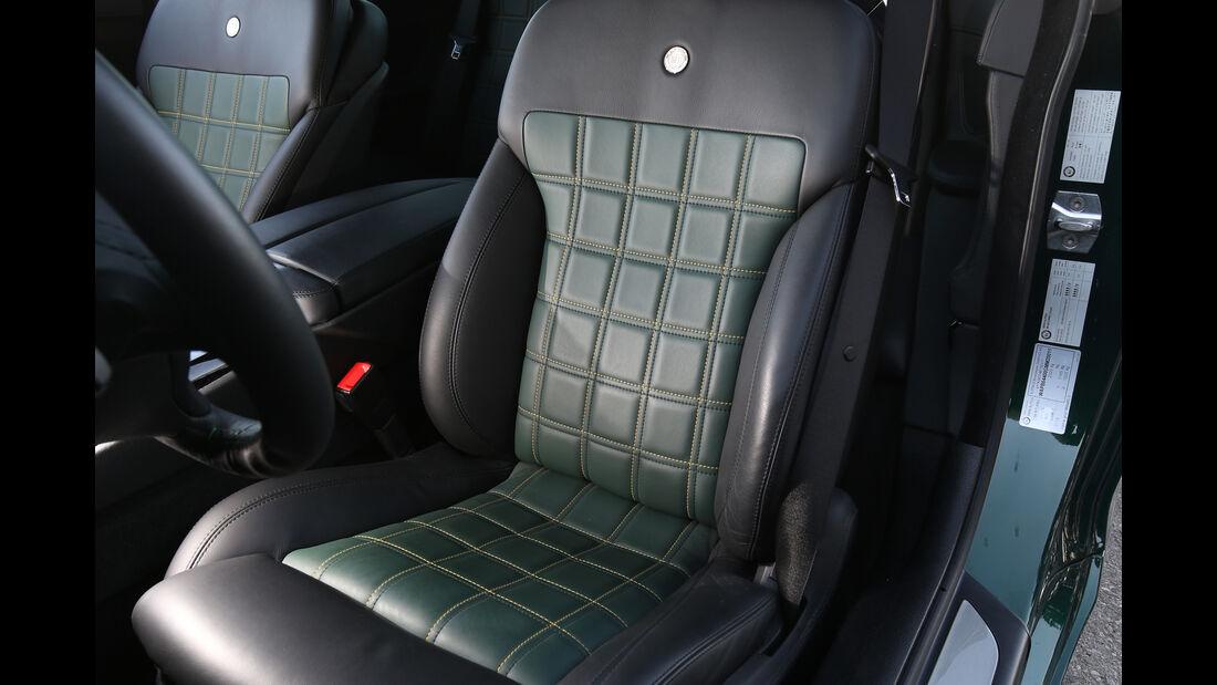 Alpina B6 Biturbo Edition 50, Sitz