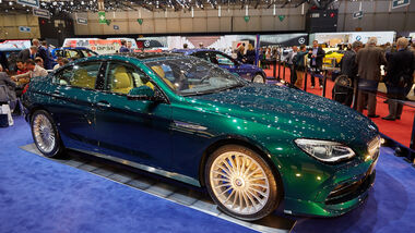 Alpina B6 Gran Coupe in Genf