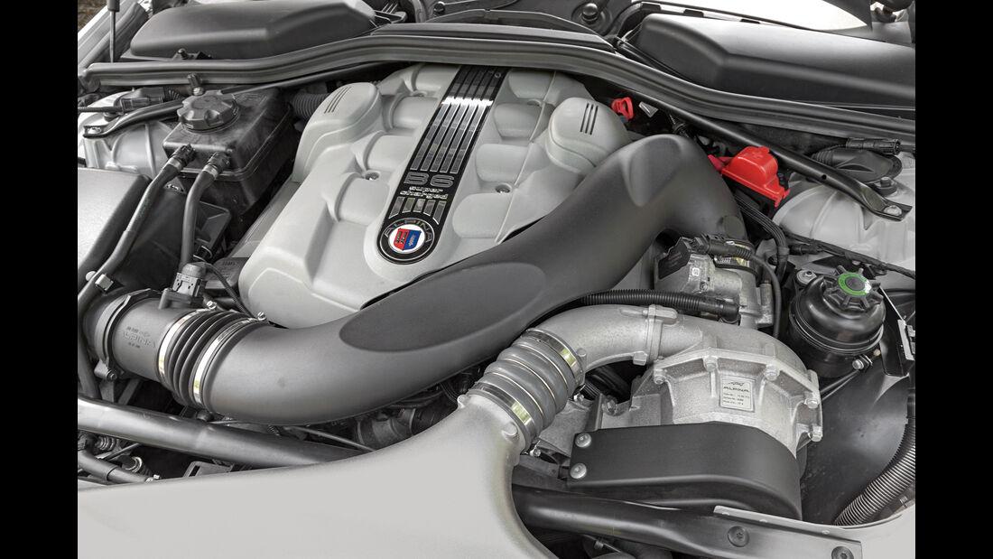 Alpina B6S Motor