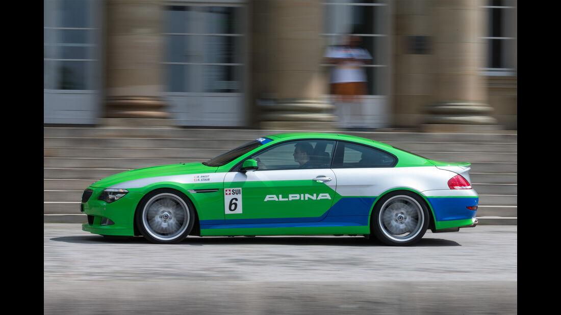 Alpina B6S Seite