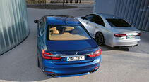 Alpina B7 Biturbo - Audi S8 Plus - Test