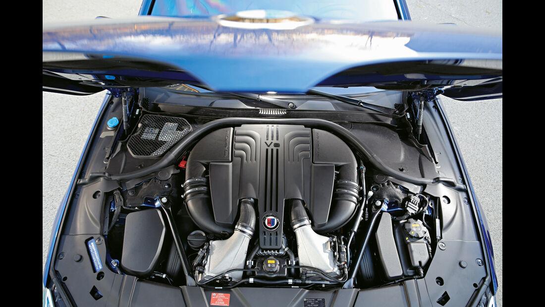 Alpina B7 Biturbo, Motor