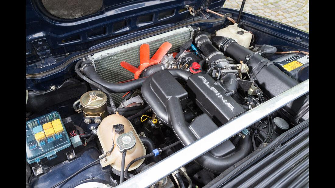 Alpina B7 Motor