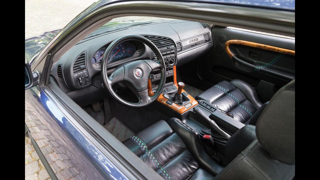 Alpina B8 4.6 Interieur