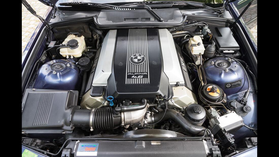 Alpina B8 4.6 Motor