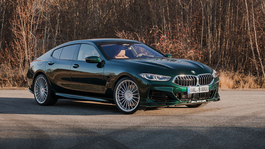 Alpina B8 Gran Coupé