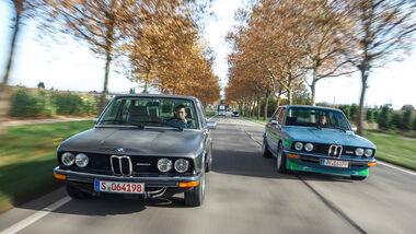 Alpina-BMW 528, Hartge-BMW 528, Frontansicht