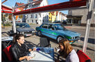Alpina-BMW 528, Hartge-BMW 528, Frontansicht, Cafe