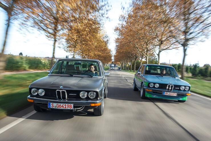 Bmw 528i E12 Die Limousine In Der Kaufberatung Auto Motor Und Sport