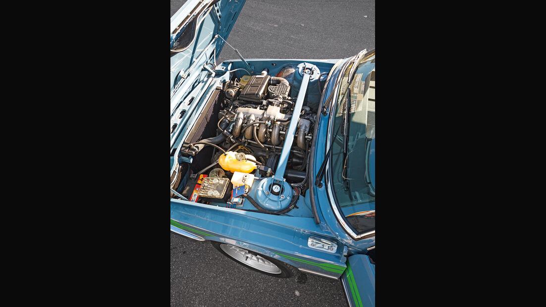 Alpina-BMW 528, Motor