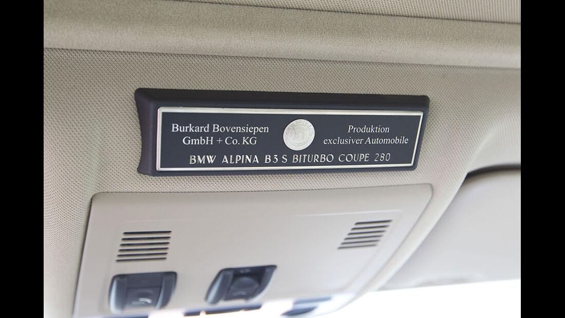 Alpina BS 3 Biturbo
