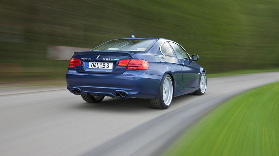 Alpina BS 3 Biturbo
