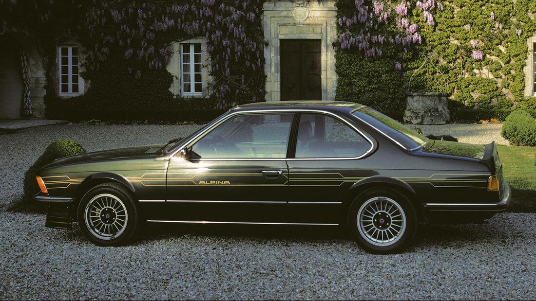 Alpina E24 B7 S Turbo