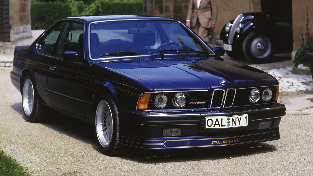 Alpina E24 B7 Turbo