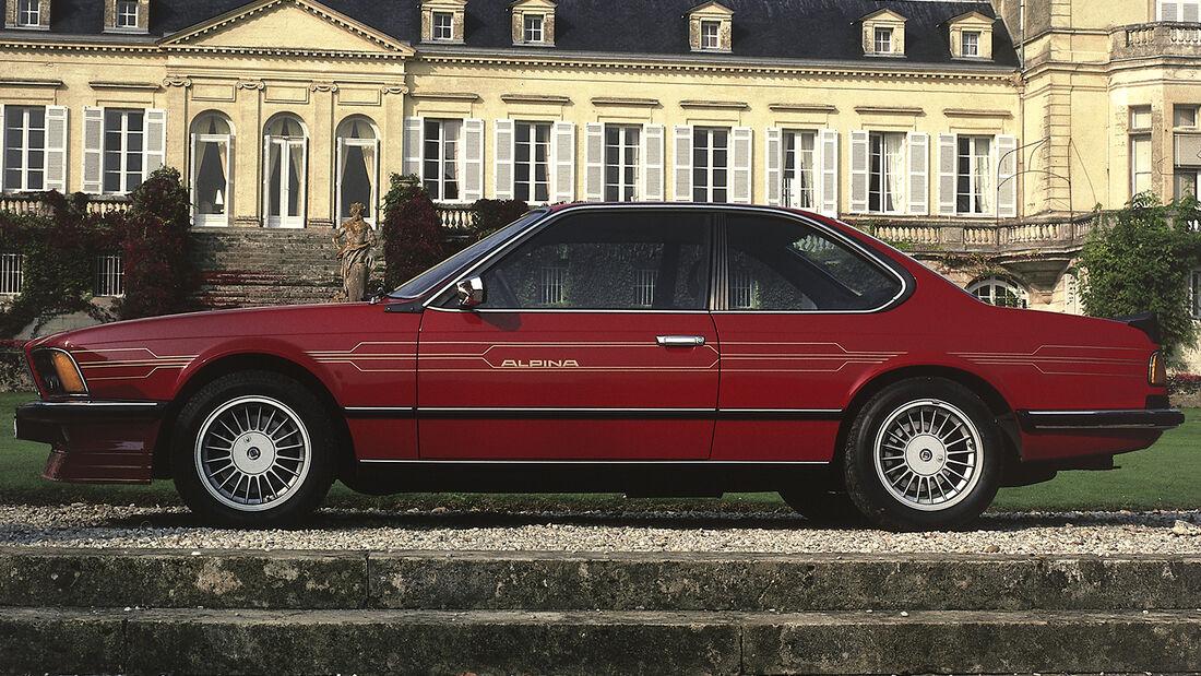 Alpina E24 B9