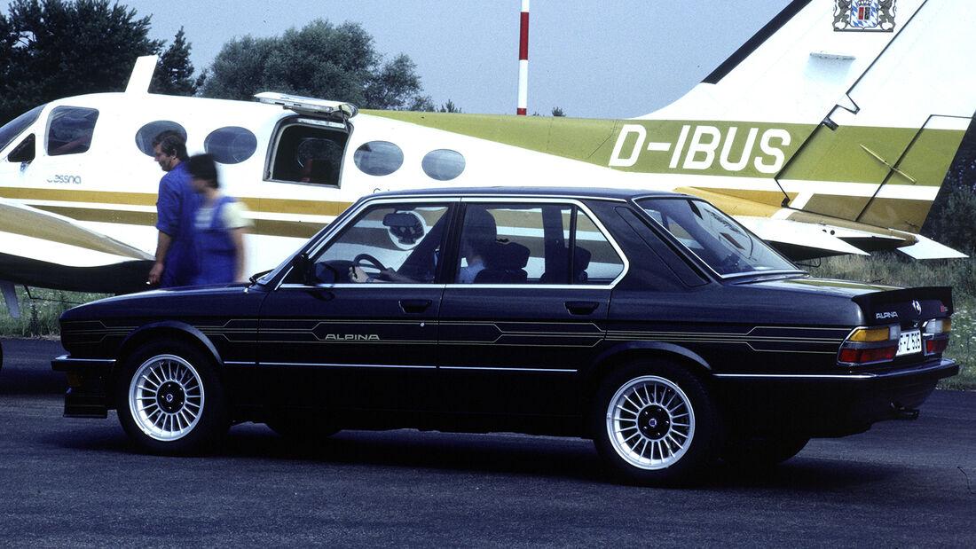 Alpina E28 B9