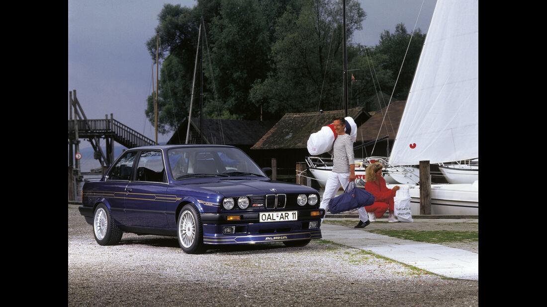 Alpina E30 B3