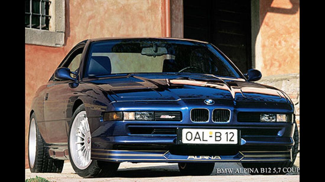 Alpina E31 B12