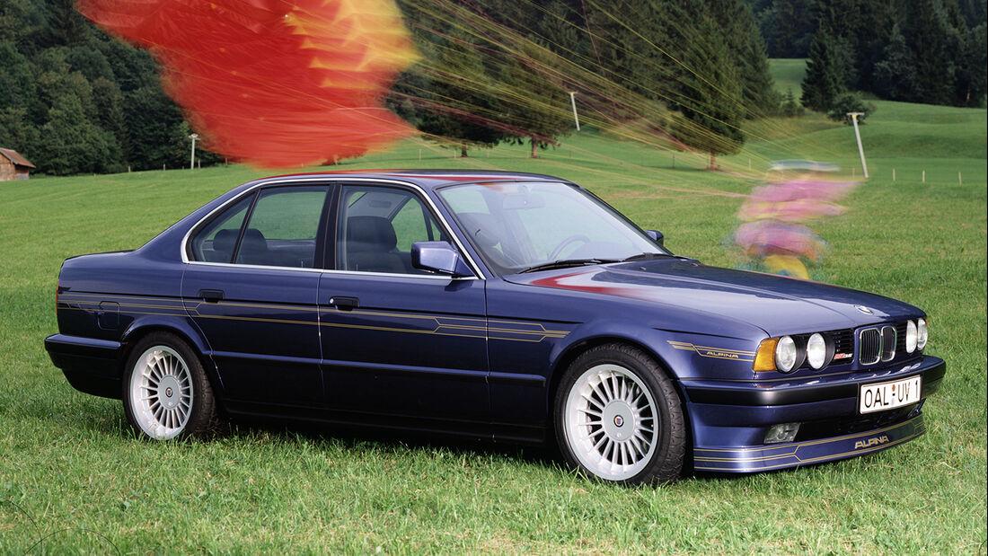 Alpina E34 B10