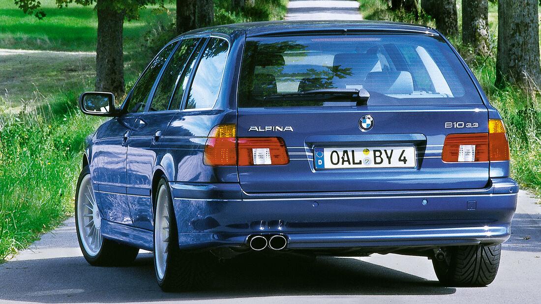 Alpina E39 B10