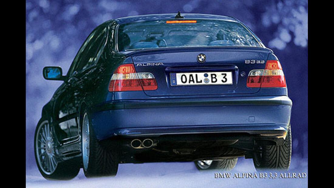 Alpina E46 B3