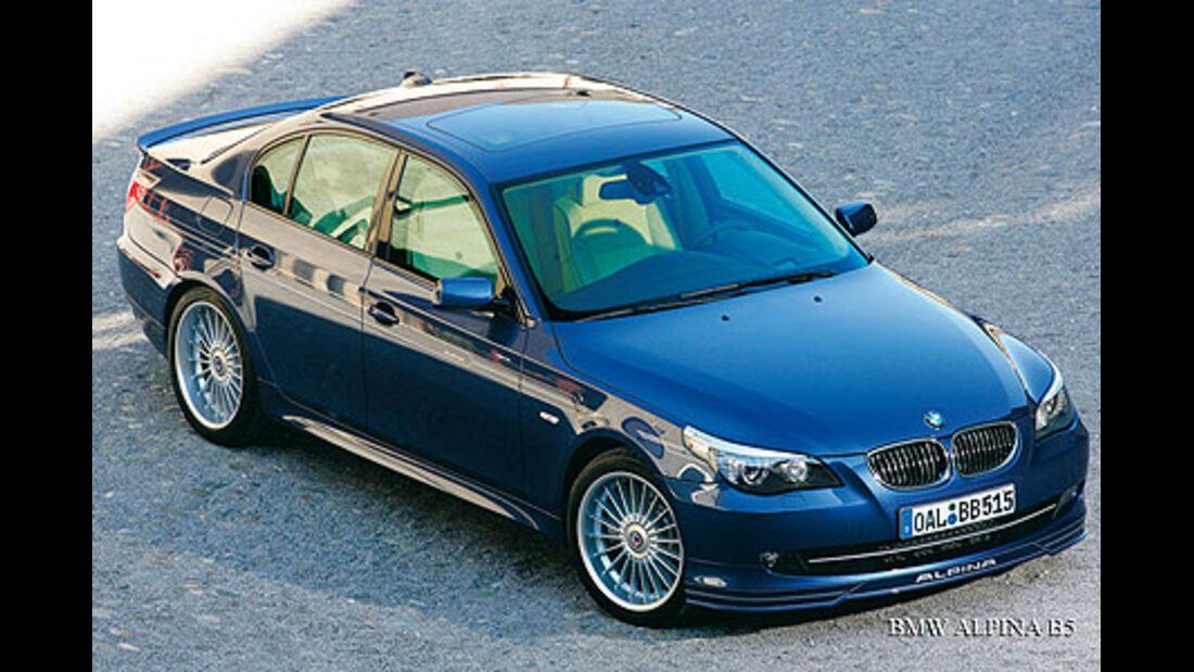 Alpina E60 B5