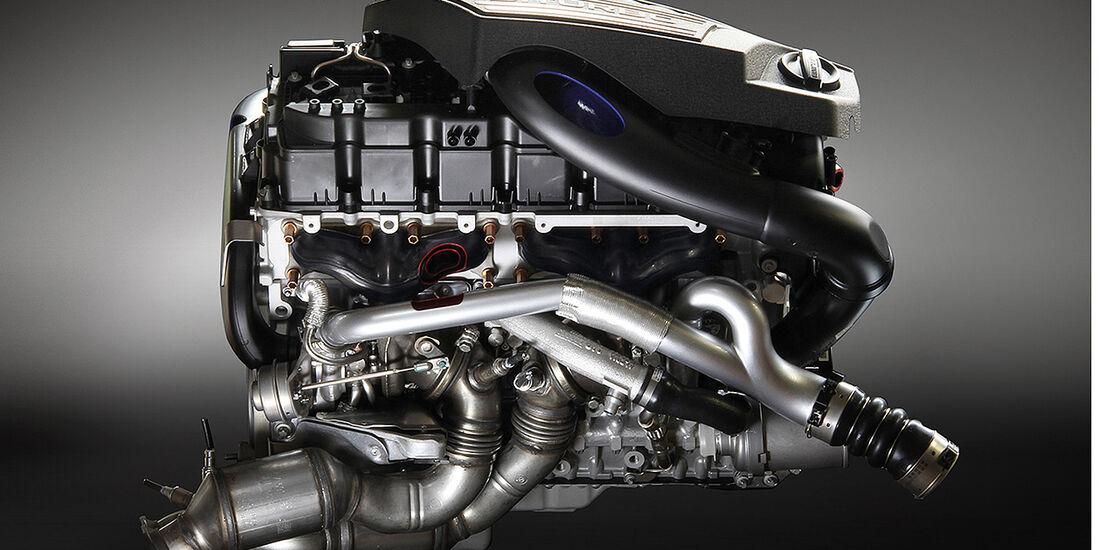 Alpina Modelle, B3 Biturbo, Motor