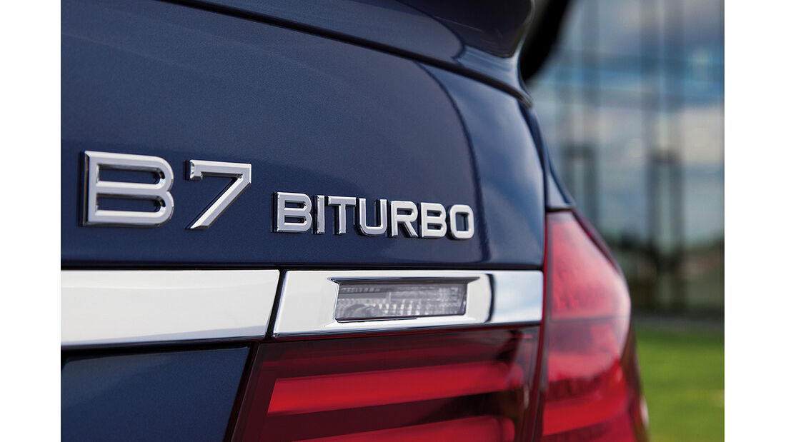 Alpina Modelle, B7 Biturbo