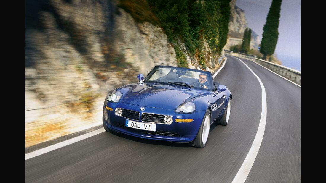 Alpina-Roadster V8