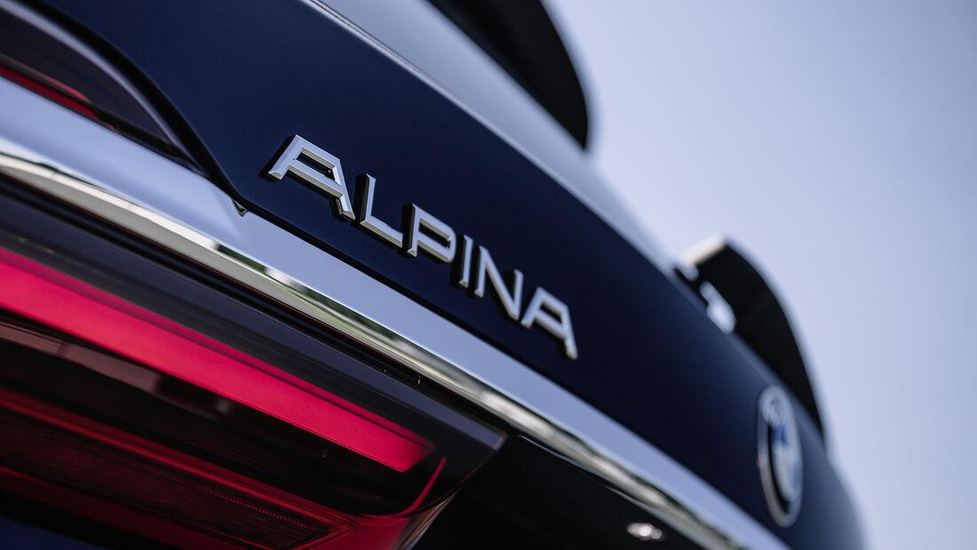 Alpina XB7, Exterieur