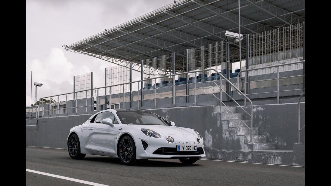 Alpine A 110 S, Fahrbericht, 2019, Exterieur