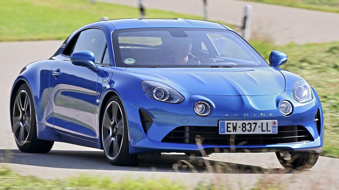 Alpine A110, Best Cars 2020, Kategorie G Sportwagen
