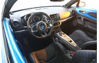 Alpine A110, Interieur