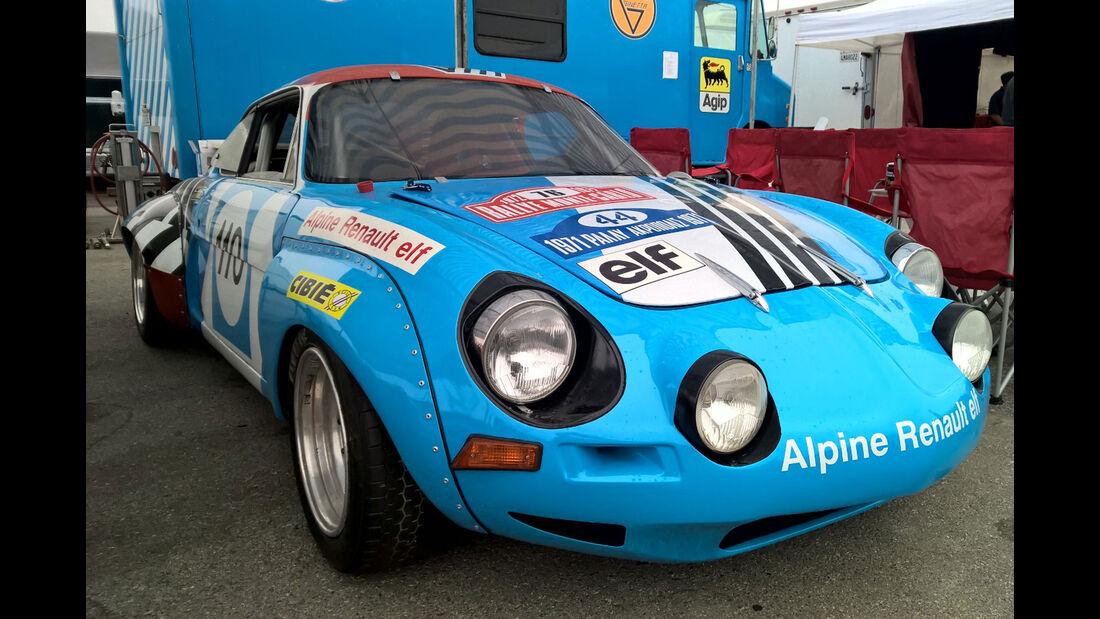 Alpine A110 - Monterey Motorsports Reunion 2016 - Laguna Seca