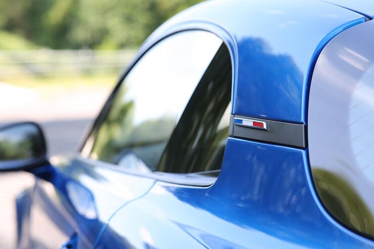 Alpine A110 Première Edition, Exterieur